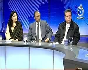 Live with Talat (What is Our Policy on Terrorism?) – 24th January 2014