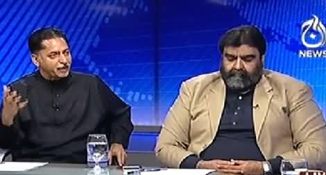Live With Talat (What is the Performance of Current Govt) – 23rd October 2014
