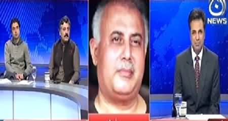 Live With Talat (What is the Solution of Current Crises?) - 10th December 2014