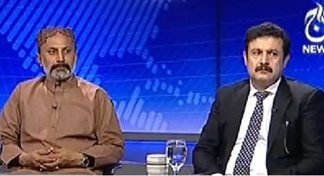 Live With Talat (What Public Gained From Slogans of Change) – 21st October 2014