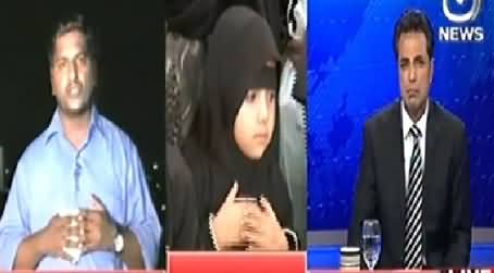 Live With Talat (Yaum e Ashura and Law & Order Situation) – 4th November 2014