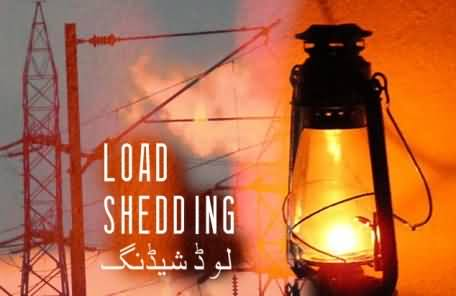 Load Shedding Increased in Whole Country Due to Increasing Shortfall
