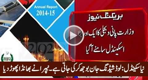 Load Shedding Jaan Bojh Kar Ki Jati Hai, NEPRA Unmasked New Scandal of PMLN