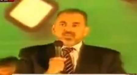 Lord Nazir Ahmed Speech at PTI Jalsa Islamabad - 30th November 2014, Must Watch
