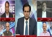 Maarka on Waqt News (Azadi e Sahafat Ka Maqsad) – 18th October 2016
