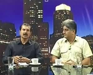 Maazrat Kay Saath - 17th July 2013 (Journalists Are Saleable..Shuja Pasha)