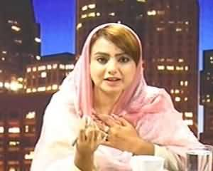 Maazrat Kay Saath - 25th July 2013 (Possible Political Union)