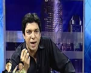 Maazrat Kay Saath (Assembly Mein Tamasha Kis Ne Lagaya?) - 19th December 2013