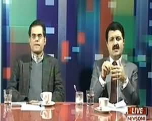 Maazrat Kay Saath (Imran Khan Protest in Peshawar) - 23rd November 2013