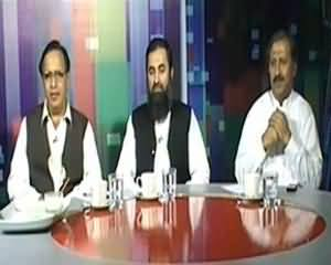 Maazrat Kay Saath (Is Pervez Musharaf Leaving Pakistan?) - 9th October 2013