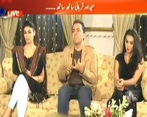 Maazrat Kay Saath (National Heroes.. But..) - 18th October 2013