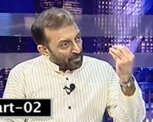 Maazrat Kay Saath Part 2 (Dr. Farooq Sattar Exclusive) - 30th August 2013
