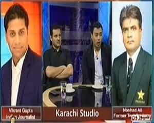 Maazrat Key Saath (Cricket Team is Ready to Win Asia Cup) – 7th March 2014