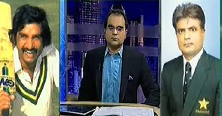 Maazrat Ke Saath (Pakistani Team's Poor Batting and Fielding) – 8th March 2014