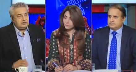 Mad e Muqabil (DG ISI Appointment Deadlock) - 12th October 2021