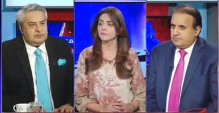 Mad e Muqabil (DG ISI Appointment Issue) - 13th October 2021