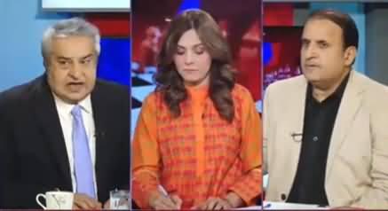 Mad e Muqabil (Imran Khan Praises Usman Buzdar) - 25th August 2021