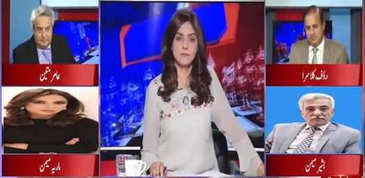 Mad e Muqabil (Imran Khan's Meeting With Journalists, Bashir Memon Allegations) - 29th April 2021