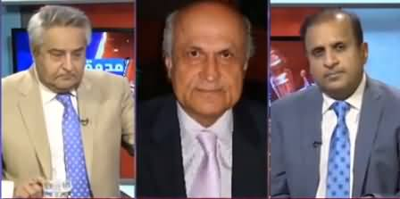 Mad e Muqabil (Jahangir Tareen Vs Imran Khan) - 7th April 2021