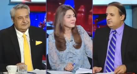 Mad e Muqabil (Maryam Nawaz Allegations Against General Faiz Hameed) - 6th October 2021