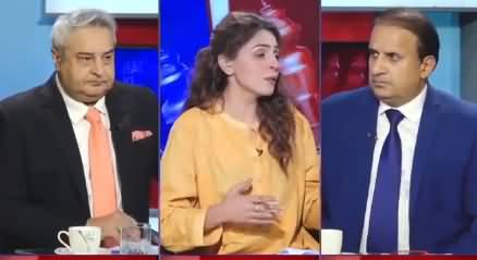 Mad e Muqabil (Reported Abduction of Afghan Ambassador's Daughter) - 19th July 2021