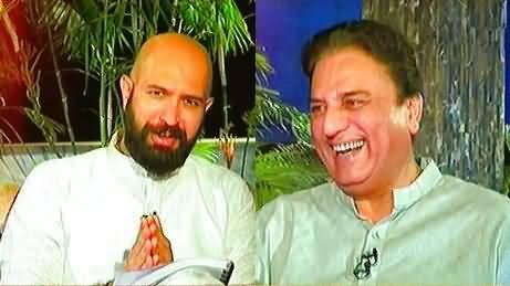 Mahaaz (Naeem Bukhari Exclusive Interview) - 17th September 2016