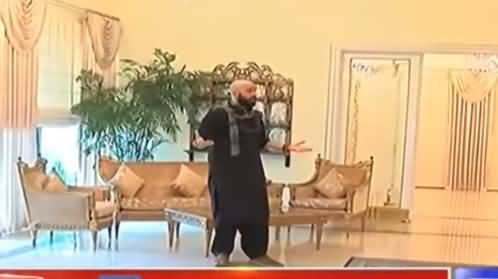 Mahaaz with Wajahat Saeed Khan (Special Show on PM House) - 16th September 2018