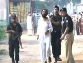 Main Culprit of Layari Gang War Sheraz Comrade Caught By Police in Lahore