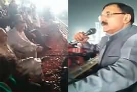 Major Tahir Sadiq Speech After Joining PTI – 6th November 2017