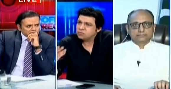 Makkah Madina Band Ho Sakta Hai To Pakistan Kyn Nhn - Heated Debate Between Kashif And Faisal Wada