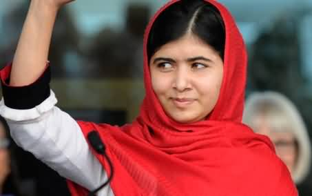 Malala Yousafzai Justifies Salman Rushdie's basphemeous book against Prophet Muhammad (PBUH) as freedom of speech