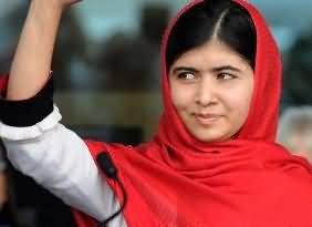 Malala Yousafzai Wins Europe's Sakharov human rights prize of 50,000 Euros Value