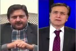 Malik Ahmed Khan Accepts Ishaq Da Ran Away In Their Govt