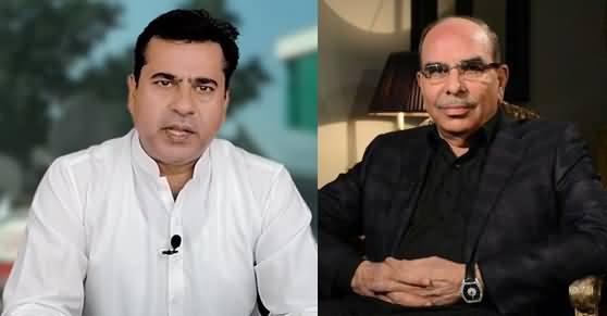 Malik Riaz Ka Hamam, Why Media Is Silent? Anchor Imran Khan's Analysis