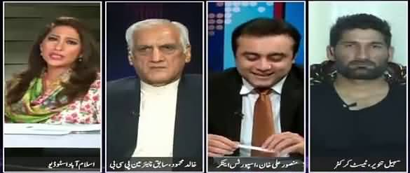 Mansoor Ali Khan's Amazing Analysis on Problems of Cricket Team