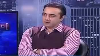 Mansoor Ali Khan's Comments on Javed Hashmi's Rejoining PMLN
