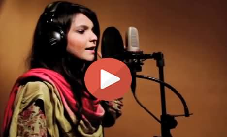 Maria Meer (That Was Rejected By Pakistan Idol Judges) Releases Her First Song