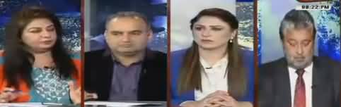 Marvi Sirmed Criticizing Imran Khan on His Statement About Kasur Incident