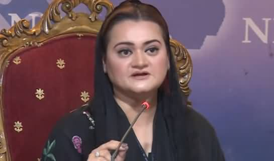 Maryam Aurangzeb Press Conference In Response to Dailymail Story - 14th July 2019