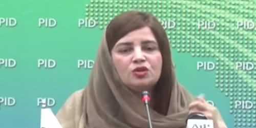 Maryam Baji! You Are A Certified 'Chor' - Zartaj Gul's Response to Maryam Nawaz