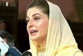 Maryam Nawaz Address at Lahore's St. Anthony's Church – 1st September 2017