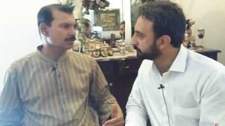 Maryam Nawaz & Fazal ur Rehman Are Doing Politics on Kashmir - Air Marshal (R) Shahid Latif