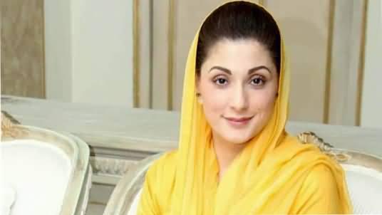 Maryam Nawaz Reacts on Imran Khan's Picture Watching Cricket Match