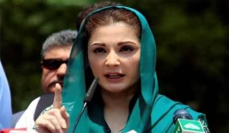 Maryam Nawaz Response on Supreme Court Verdict In Favour of Imran Khan