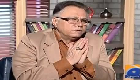 Maryam Nawaz Started Teaching in Adiala Jail - Listen Hassan Nisar's Comments