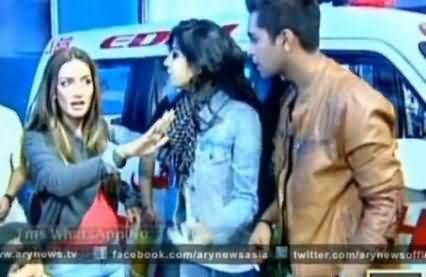 Mathira Leaves The Morning Show After Controversial Decision By Judges