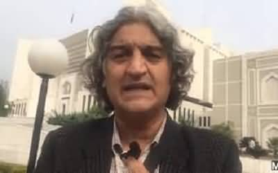Matiullah Jan Got Angry on Fawad Chaudhry For Calling Nawaz Sharif