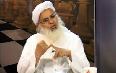 Maulana Abdul Aziz Issuing the License to Kill Ahmadis, (Unseen Video)