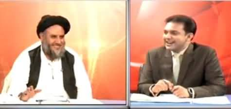 Maulana Ameer Zaman Telling Very Funny Joke About the Current Condition of Pakistan