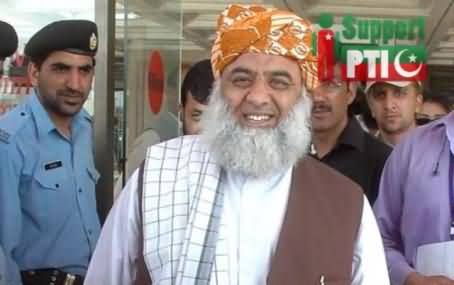 Maulana Fazal ur Rehman Dual Face Exposed, Who is Real Agent of West, Watch Now
